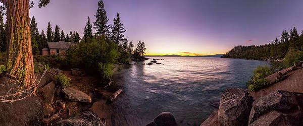 Lightroom Photograph - Skunk Harbor Sunset Secrets by Mike Herron