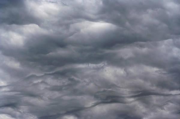 Sky Before Rain Art Print