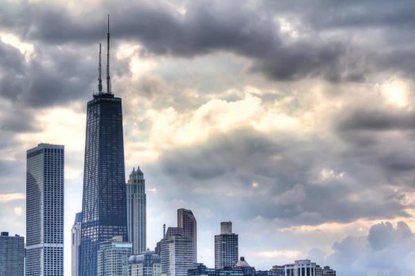 Wall Art - Photograph - Sky City by Joshua Ball