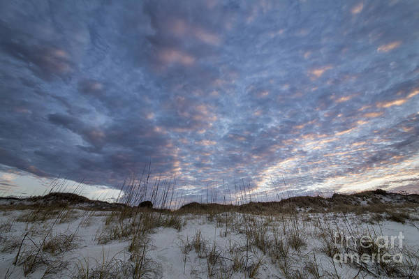 Port St. Joe Photograph - Sky Colors Over Cape San Blas by Twenty Two North Photography