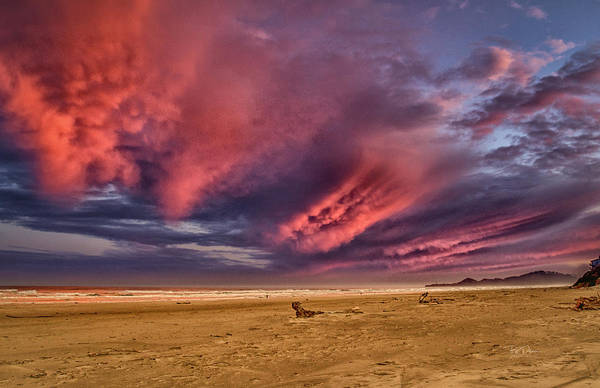 Photograph - Sky Drama by Bill Posner