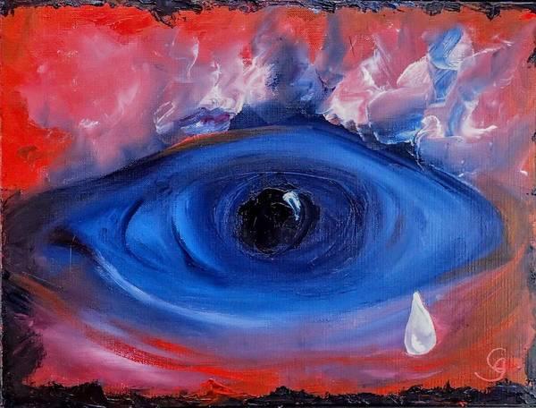 Painting - Sky Eye                                  71 by Cheryl Nancy Ann Gordon