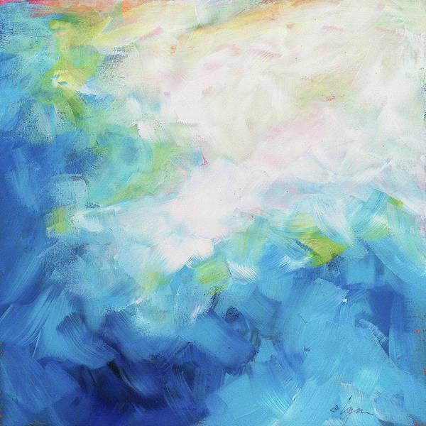 Painting - Sky Fall by Angela Treat Lyon