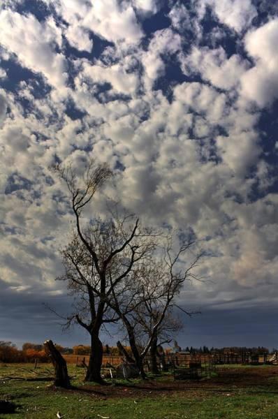 Photograph - Sky Fall by David Matthews