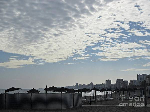 Photograph - Sky In Fuengirola by Chani Demuijlder