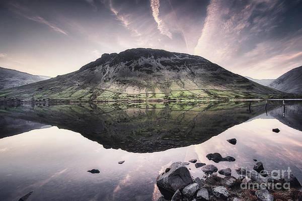 Wall Art - Photograph - Sky Lake by Evelina Kremsdorf