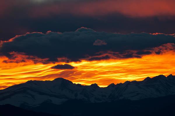 Photograph - Sky Lava by Colleen Coccia