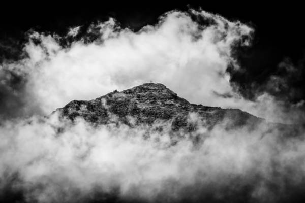 Photograph - Sky Mountain by James Billings