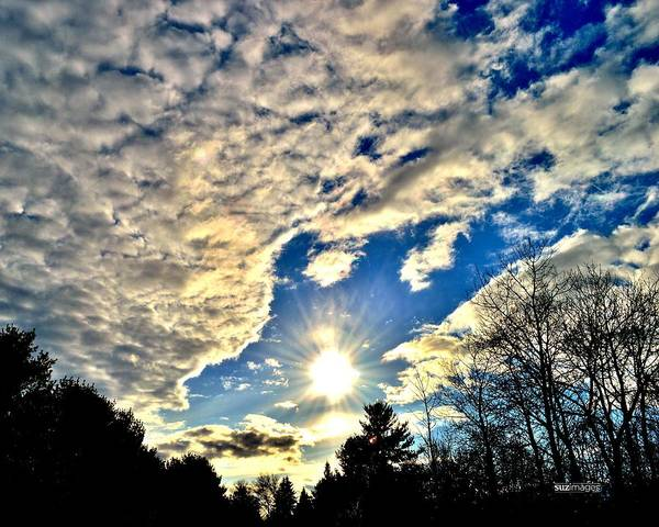 Photograph - Sky Opens by Susie Loechler