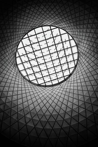 Photograph - Sky Reflector Net by Rand