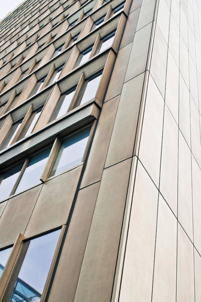 Multi-storey Wall Art - Photograph - Sky Scraper by Tom Gowanlock