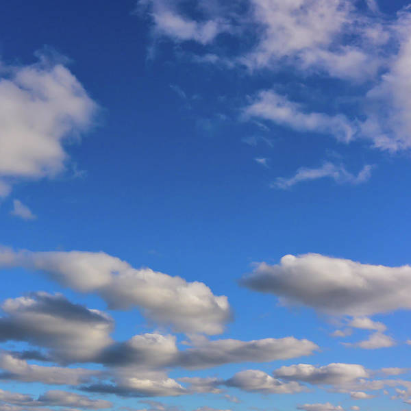 Photograph - Sky With Clouds by Mikael Sandblom
