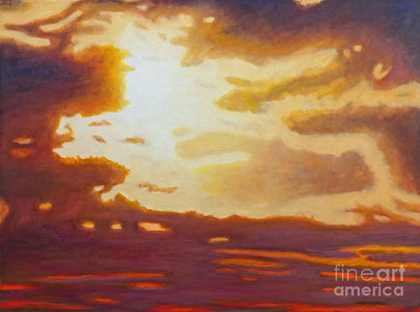 Wall Art - Painting - Skydreams by Brian  Commerford