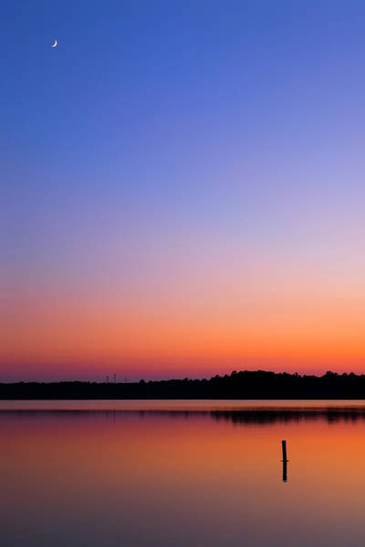 Photograph - Skyfall Over Lake Crabtree by Andy Bitterer