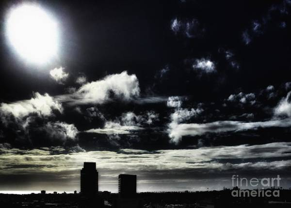 Photograph - Skyline by Jenny Revitz Soper