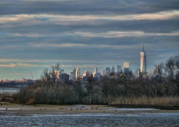 Photograph - Skyline Serenity by S Paul Sahm