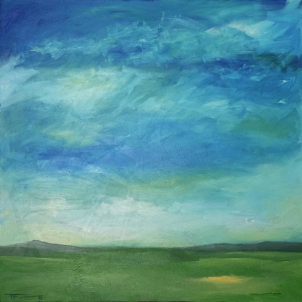 Painting - Skyscape 517 by Tim Nyberg