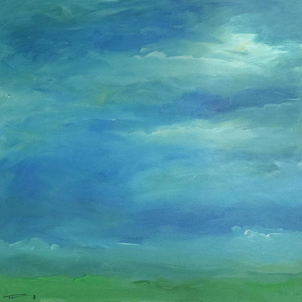 Painting - Skyscape 617 by Tim Nyberg