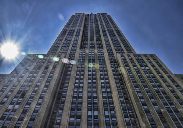 Photograph - Skyscraper by Bob Slitzan