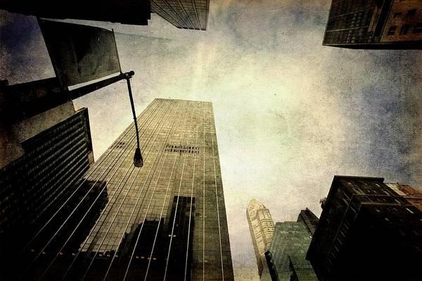 Photograph - Skyscrapers by Vittorio Chiampan