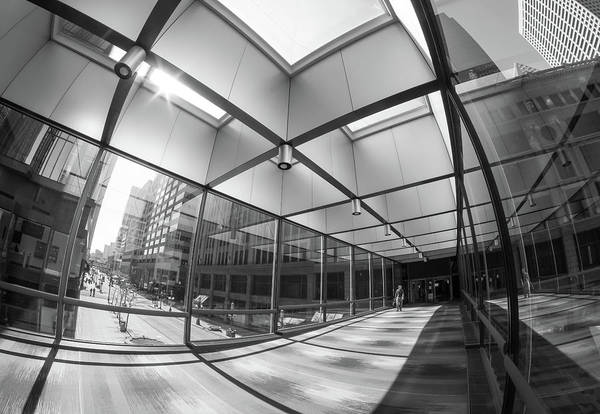 Photograph - Skyway Space by Jim Hughes