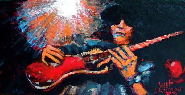 Painting - Slash by Jeanette Jarmon