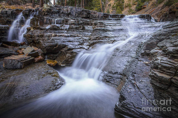 Photograph - Slate Gorge by Spencer Baugh