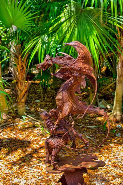 Photograph - Slaying Dragons by John M Bailey