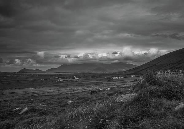 Photograph - Slea Head Landscape #d4 Bw by Leif Sohlman