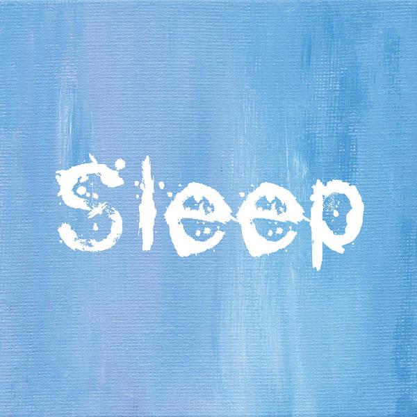 Love Letter Mixed Media - Sleep by Kathleen Wong
