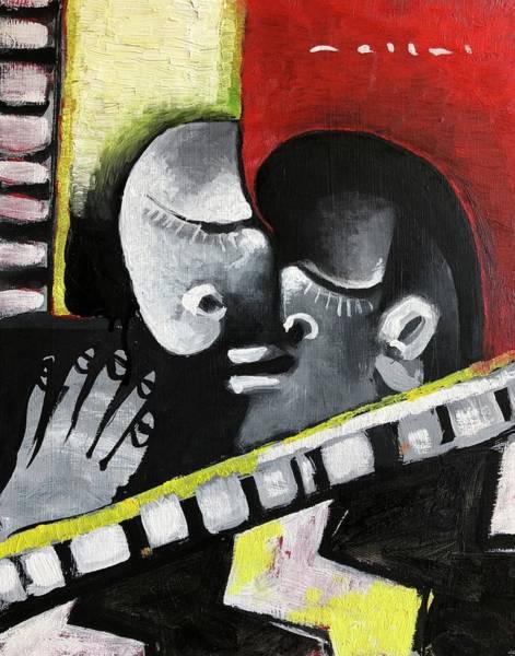 Wall Art - Painting - Sleep No 5  by Mark M Mellon