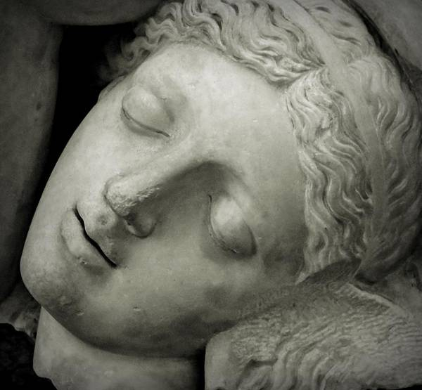 Photograph - Sleeping Ariadne by Patricia Strand