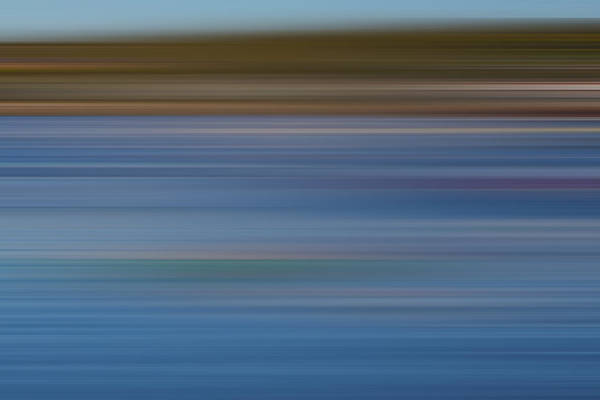 Digital Art - sleeping boats X by Jon Glaser