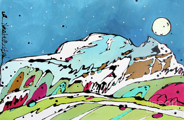 Painting - Sleeping In by Nicole Gaitan
