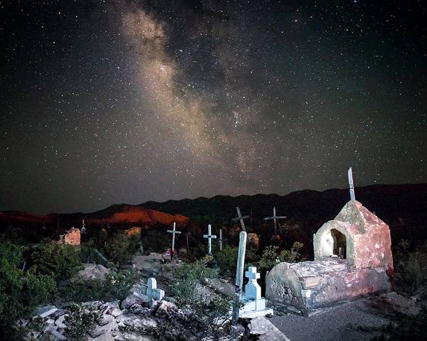 Photograph - Sleeping Under The Stars by Harriet Feagin
