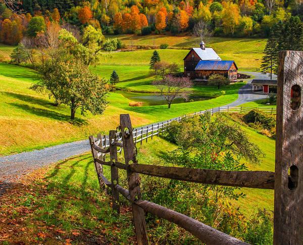 Photograph - Sleepy Hollow Farm by Dan Sproul