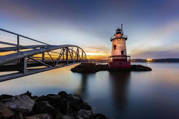 Wall Art - Photograph - Sleepy Hollow Lighthouse by Mihai Andritoiu