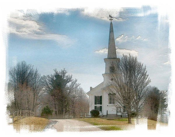 Religion Wall Art - Photograph - Sleepy Hollow by Rose Guay