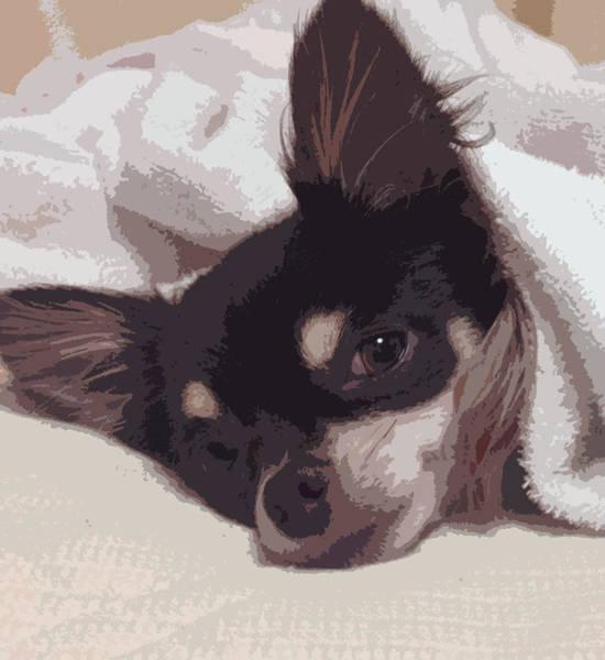 Painting - Sleepy by Roro Rop