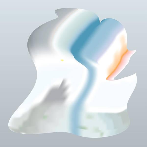Digital Art - Sleestak Daydream by Kevin McLaughlin