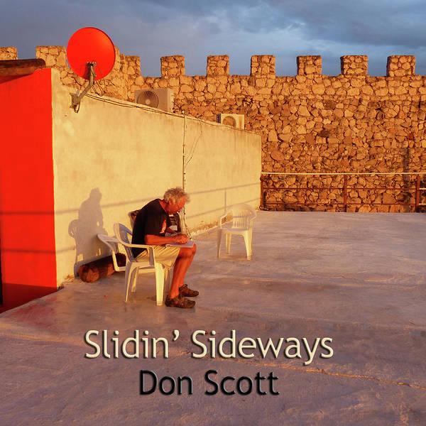 Photograph - Slidin' Sideways by Rosanne Licciardi