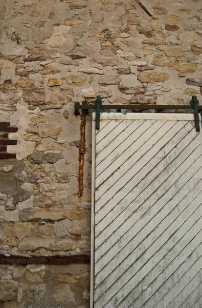 Photograph - Sliding Barn Door 2 by Jani Freimann