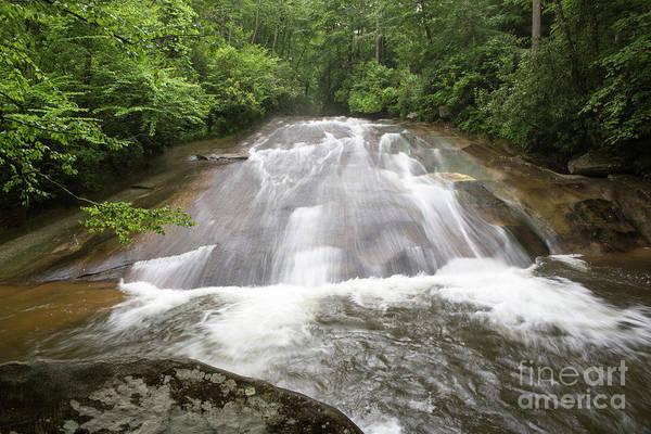 Photograph - Sliding Rock North Carolina by Kevin McCarthy