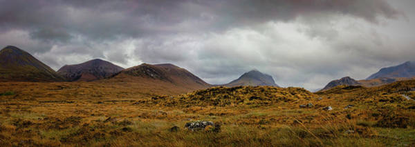 Photograph - sligachan bridge PANO #h4 by Leif Sohlman