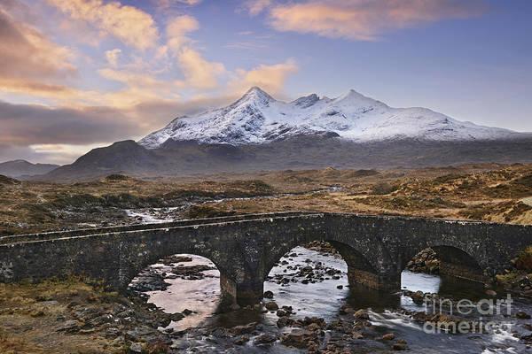 Rr Photograph - Sligachan Bridge by Rod McLean