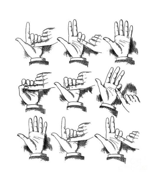 Digital Art - Slight Of Hand by Edward Fielding