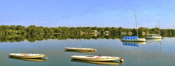 Photograph - Slim Kayaks by Jamart Photography