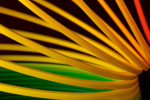 Photograph - Slinky Iv by Bob Cournoyer