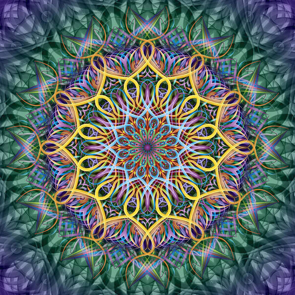 Digital Art - Slipknot Sonata by Becky Titus