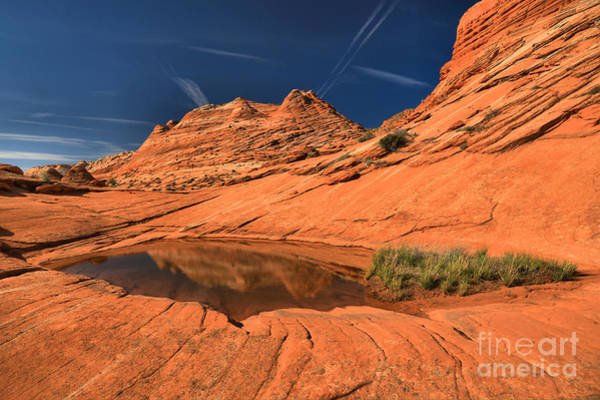 Photograph - Sliver Of Reflection by Adam Jewell